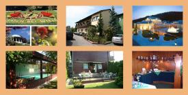 Pension Wellness-Bereich