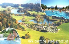 Holiday apartment Camping Stadlerhof