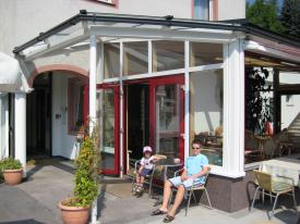 Bed & Breakfast Pension Familie Parzer