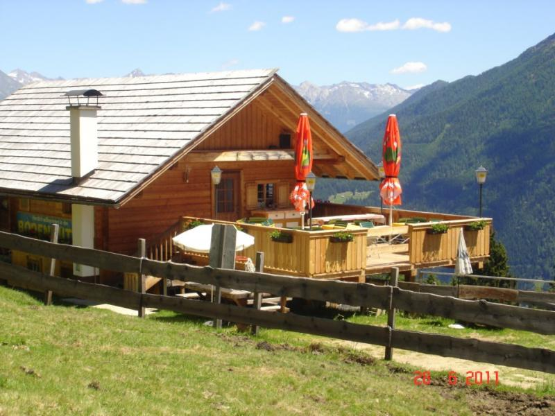Alpine cabin / chalet alpine-party