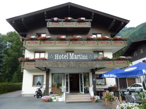 Hotel Martini Wellness-Bereich
