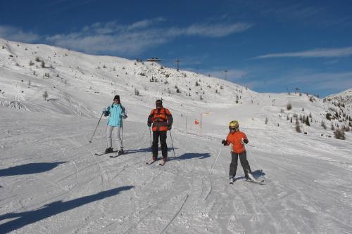 Winter Schifahren