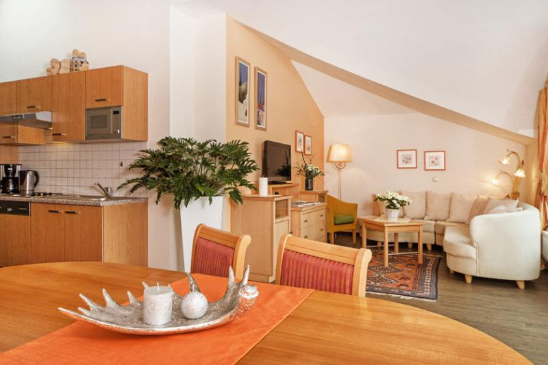 Appartement Ferienwohnung Vollpension