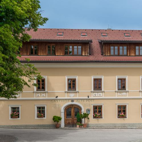 Hotel Alte Post Villach Land