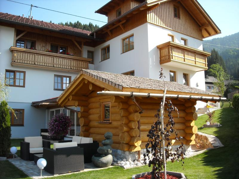Pension Hallenbad