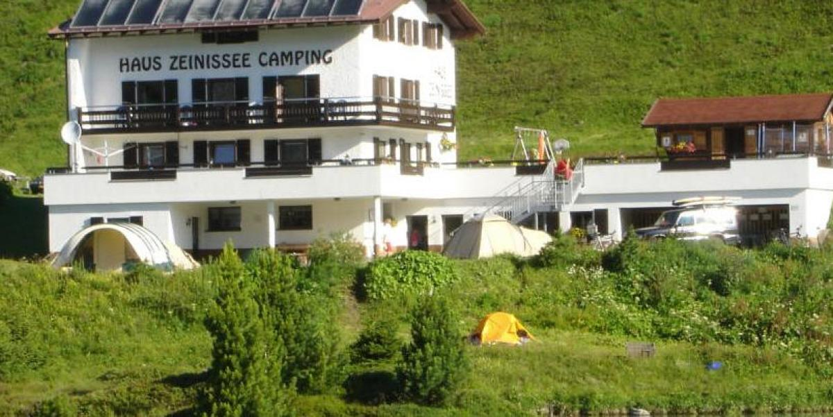 Pension Zeinissee Whirlpool