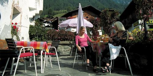 Gasthof Neuwirt Terrasse