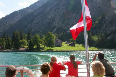 Jugendherberge am Achensee Almparty