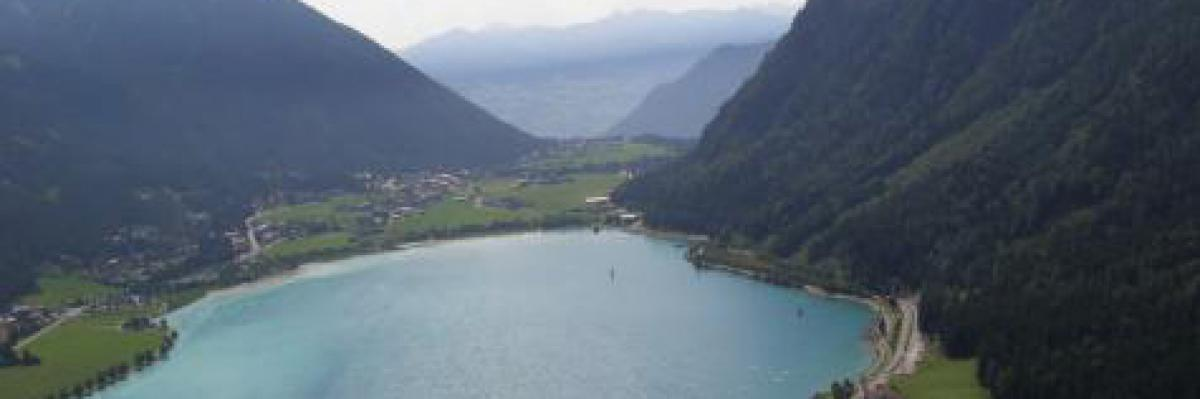Jugendherberge am Achensee Wellness-Bereich