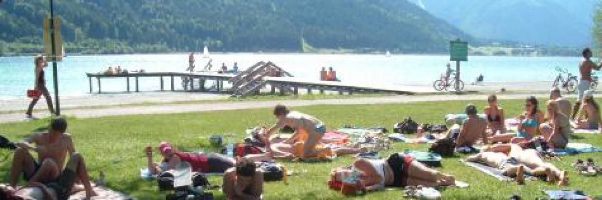 Jugendherberge am Achensee Luxussuite