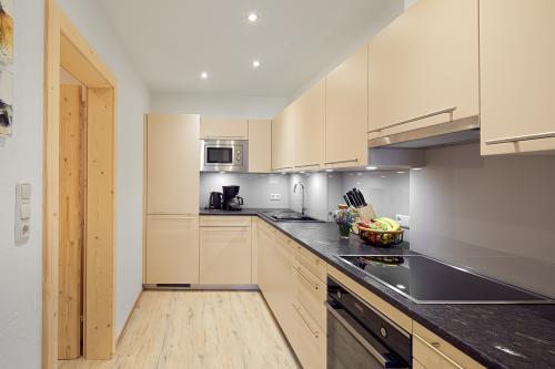 Küche Wohnung Resterhöhe