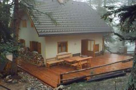 Alpine cabin / chalet bikes for rent