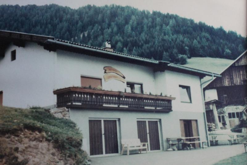Neugebautes Familienhaus
