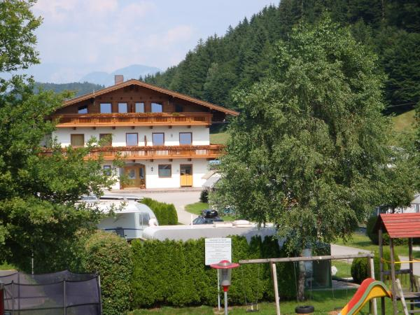 Appartements Seehof pesca deportiva