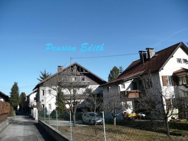 Pension Edith Innsbruck-dintorni