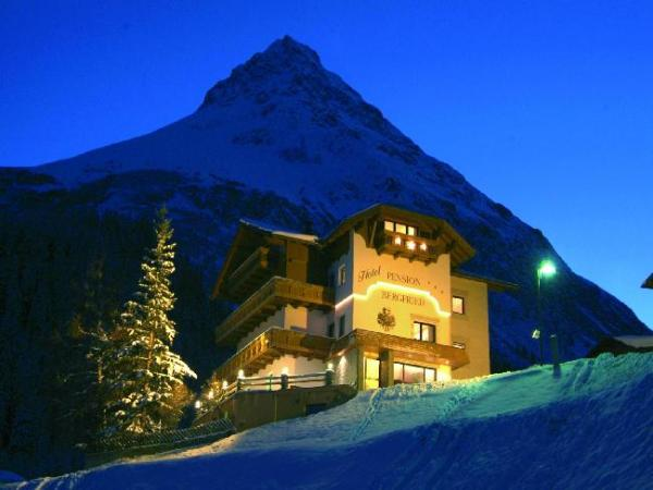 Hotel Pension Bergfried location de ski