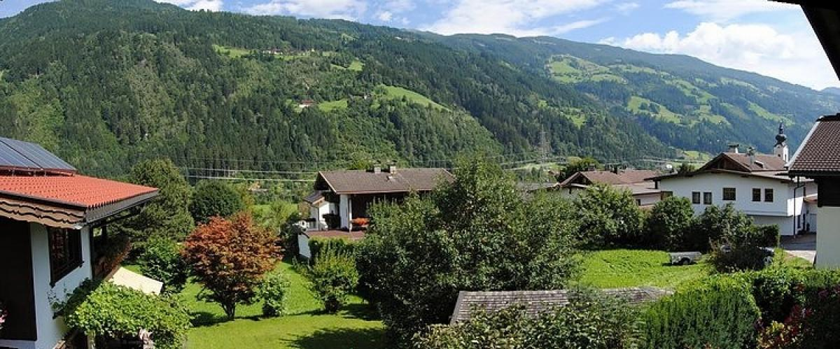 Appartements Alpin Wellness-Bereich