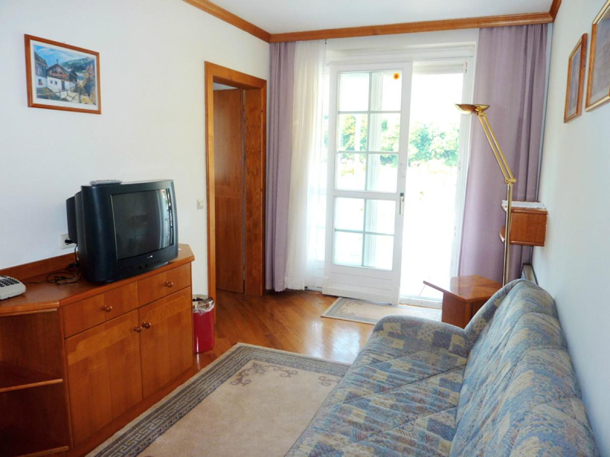 Apartements Villa-Rose Wellness-Bereich