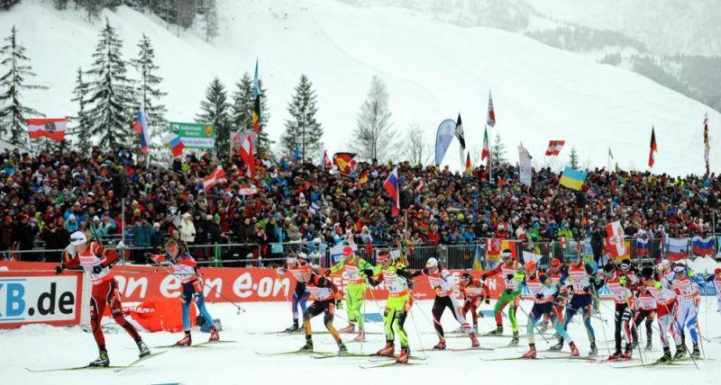 2013-2 Staffel Herren Biathlon Hochfilzenopt