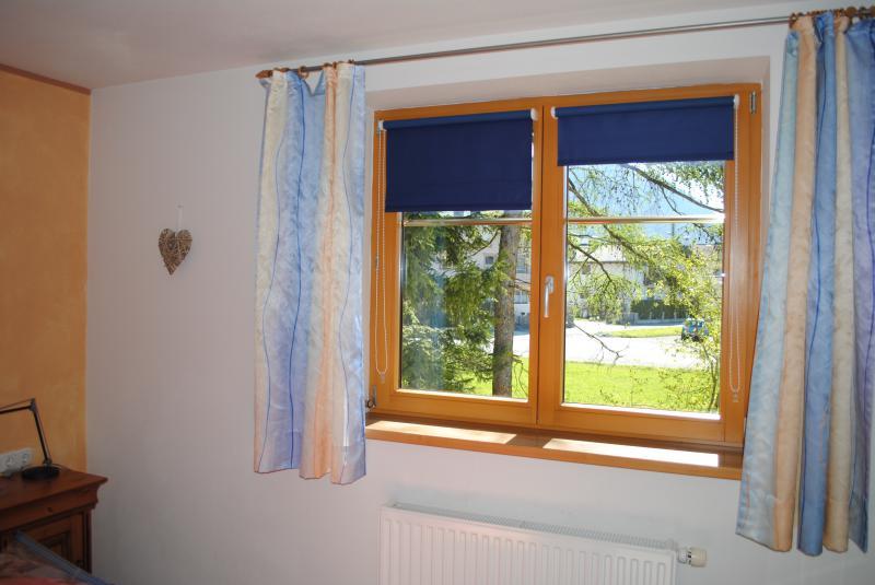 Gästehaus-Katharina,Hochfilzen,Barbara-Schlafzimmerausblick