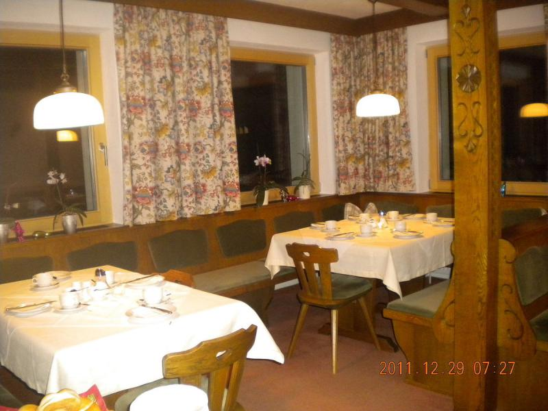 Pension Zug Wellness-Bereich