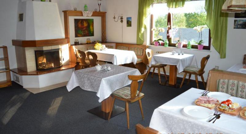 Pension Egger Wellness-Bereich