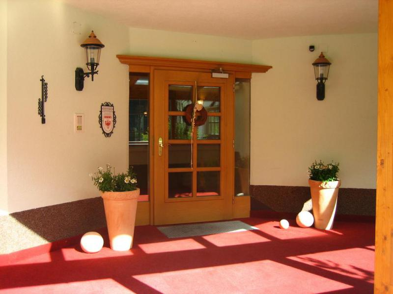Appartement Pension Alpin Wellness-Bereich