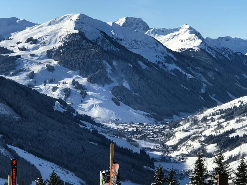Saalbach-Hinterglemm Skiregion Winter
