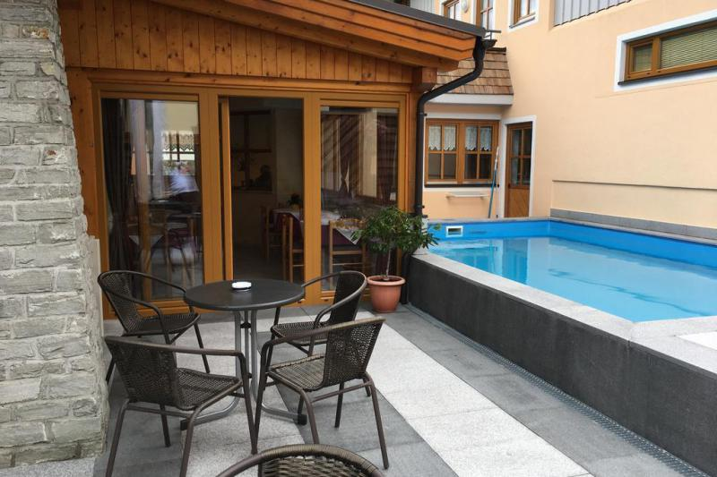 Golf und Skipension Krug отдел wellness