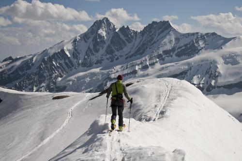 Skitour Mittlerer Bärenkopf Glockner