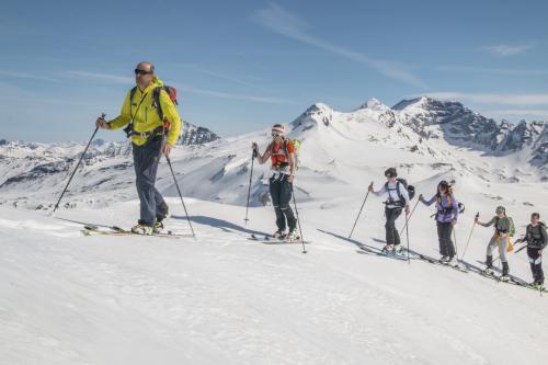 Skitour Rossschartenkoepfl