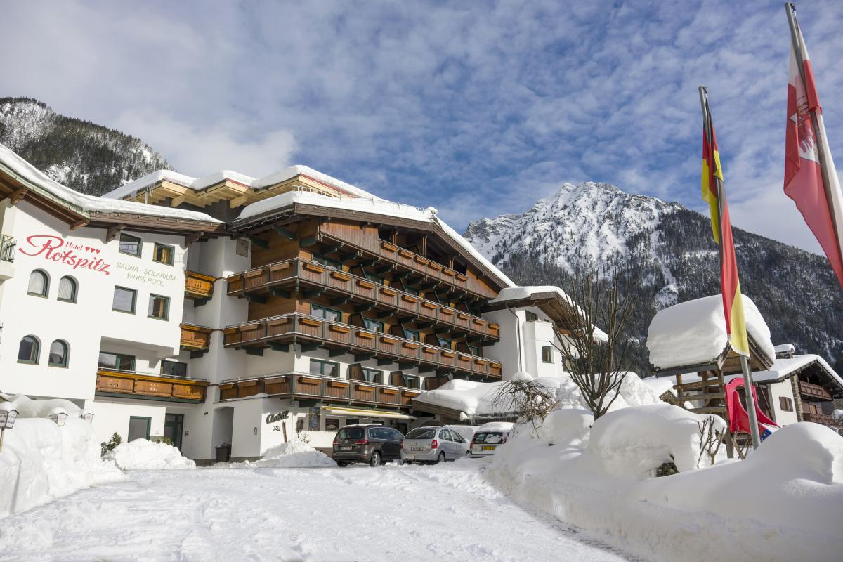 Hotel Hotel Pension Rotspitz***