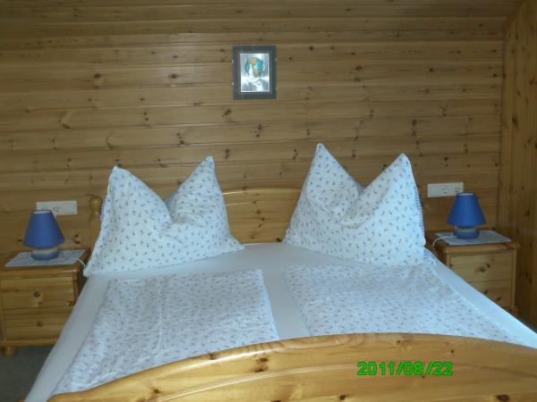 Pension Landlhof Wellness-Bereich