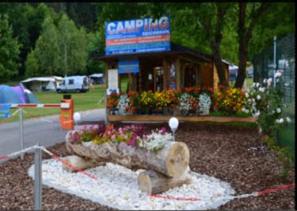 Camping CAMPING REICHMANN am Rauschelesee