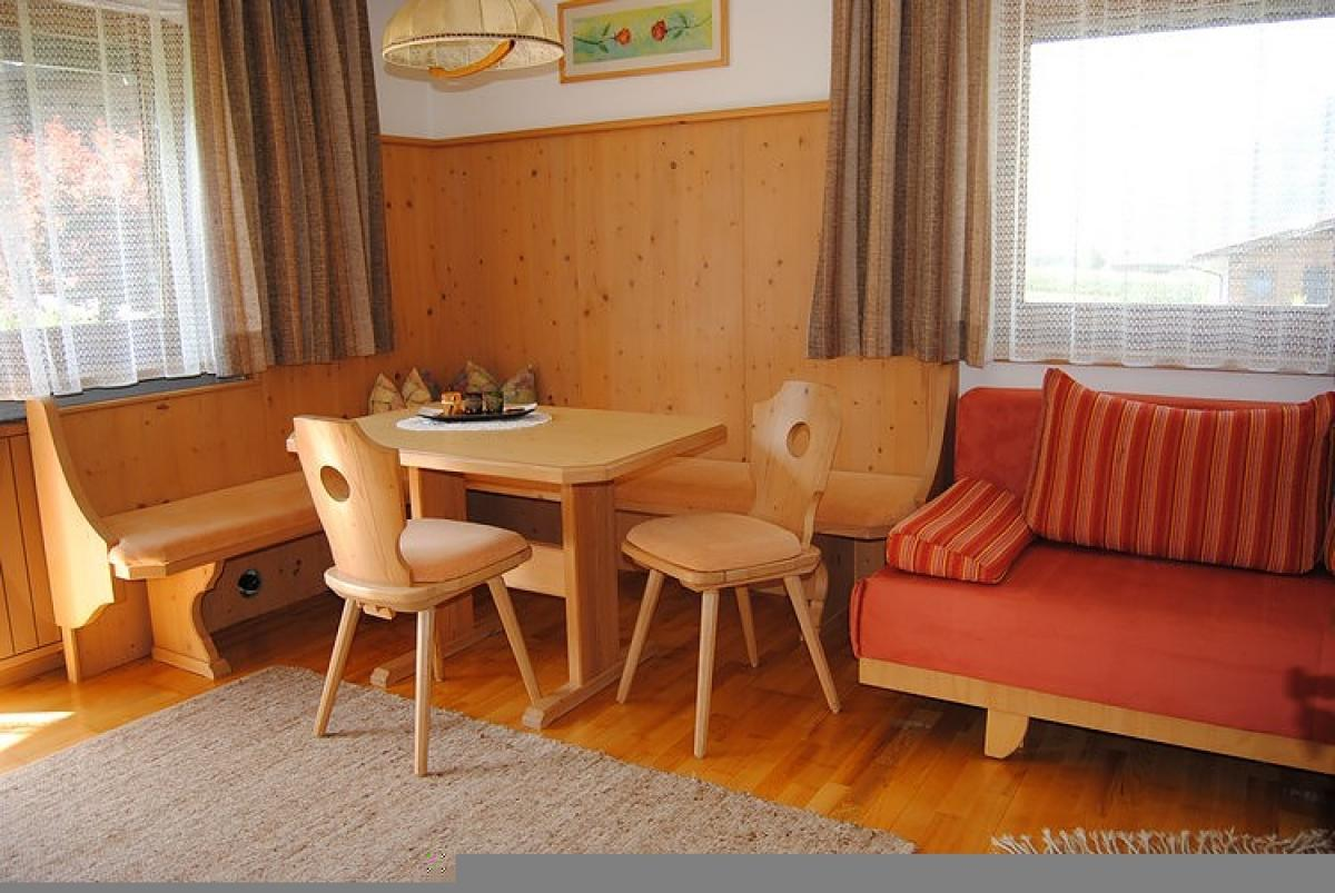Appartements Alpin Sauna