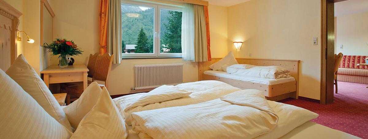 Apparthotel Käserstube Reutte