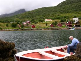 Eidet Sjøcamp Eidet Sjøcamp